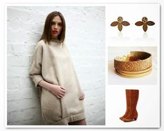 Fashion Trends - Brown for the Winter