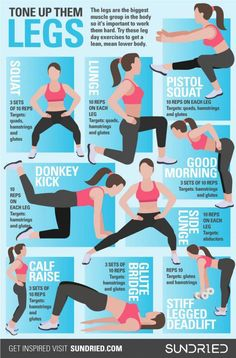 Do This Leg Workout At Home To Strengthen Your Lower Body Do This Leg Workout At Home To Strengthen Your Lower Body,ejercicios salud Related posts: - Fitness motivationeNewsletter Registration - Fitness motivationClean. Leg And Glute Workout, Leg Workout At Home, Toned Legs Workout, Workout Body, Leg Workout For Beginners, Leg Strength Workout, Toning Legs, Body Weight Leg Workout, Leg Workout Women