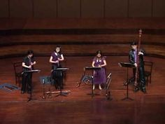 Take Five --by Formosa recorder quartet 福爾摩莎木笛四重奏 - YouTube