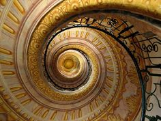 The most beautiful stairs