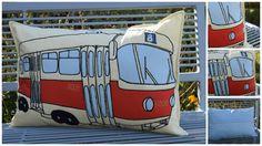<3  polstář  - tramvaj č.8 <3