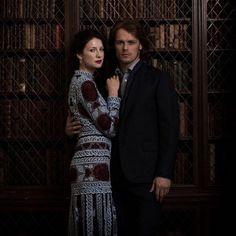 .New photo of Sam and Cait! ❤️ #Outlander Beautiful! instagram.com/p/BMGian0DsTc/