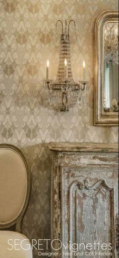 Maison Decor: Toile Curtains from sheets and an Amazing Decorating Book!