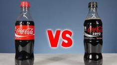 Coca-Cola vs Coca-Cola Zero