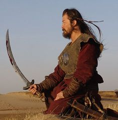 Film still: Mongol
