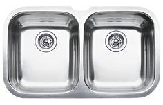 440160 Blanco Niagara Equal Double Bowl