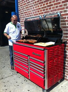 cool grill