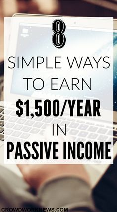 How does making $1,500 per year totally in passive income sound to you? Great, right!!! Here are some cool ways to make around $1,500 per year totally passive. It could fund your holiday or pay your insurance or just fill up your shopping fund.