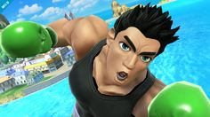 Gearing up to play some Super Smash Bros. Wii U? Little Mac was previously billed as a heavy hitter, but now it seems like IGN has something different to Super Smash Bros Game, Smash Bros Wii, Wii U, Little Mac, New Video Games, Nintendo Characters, Punch Out, Old Video, Strategy Games