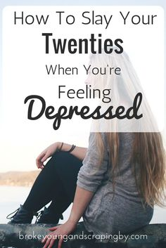 Everyone feels down sometimes. And getting out of that mood can be the hardest thing in the world. So here's what I do when I'm feeling depressed.