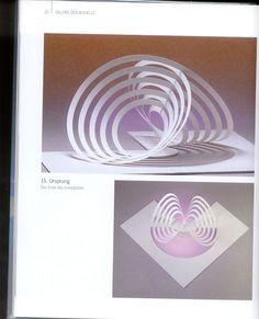 Ramin Razani - Phantastische Papier (Kirigami) - liruorigami - Picasa Web Albums