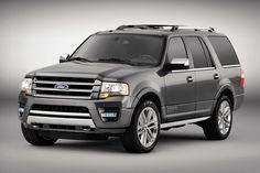 Ford Expedition 2015, el hermano pobre del Lincoln Navigator también se lava la cara - http://www.actualidadmotor.com/2014/02/21/ford-expedition-restyling-navigator/