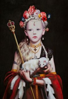 Titti Garelli,1948 | Pop Surrealism /Gothic style painter | Tutt'Art@ | Pittura * Scultura * Poesia * Musica |
