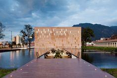 5 proyectos de arquitectura para la paz en Colombia,Centro de Memoria, Paz y Reconciliación / Juan Pablo Ortiz Arquitectos. Image © Rodrigo Dávila