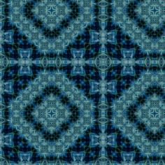 Blue_Neon_Cascade_09 by stradling_designs, click to purchase fabric