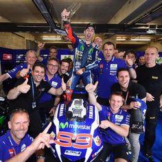 MotoGP™ Jorge Lorenzo Win.  YAMAHA One-Two Finish!