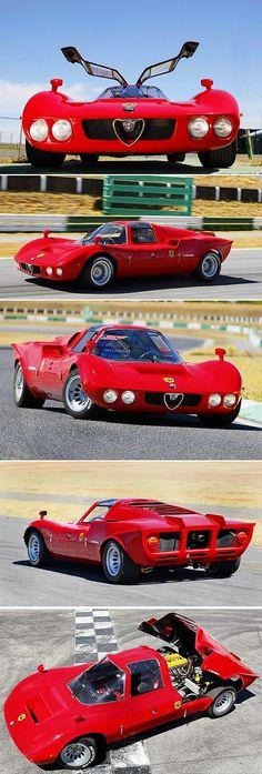 FNM Alfa Romeo Furia, 1971
