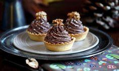 Przepis na Tartaletki z orzechem włoskim Miss Cupcake, Muffins, Cheesecake, Cupcakes, Tarts, Food, Recipes, Cheesecake Cake, Cake Rolls