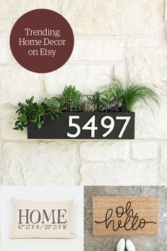 Make your home truly yours, indoors and outside. Shop unique home & living items on Etsy.