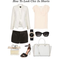 How To Look Chic In Shorts | STYLE'N