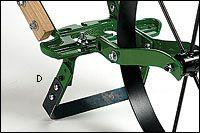Planet Jr. wheel hoe Power Tiller, Lee Valley, Hoe, Wood Turning, Garden Beds, Turning, Woodturning