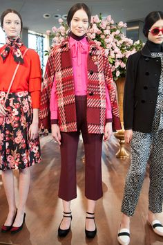 FALL 2016 RTW KATE SPADE COLLECTION