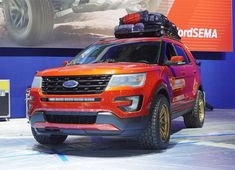 Ford Explorer Sport by All Star Performance Lifted Ford Explorer, 2015 Ford Explorer Sport, 35 Inch Tires, First Time Driver, Tyre Fitting, Best Car Insurance, Ford Edge, Hobbies And Interests, Lift Kits
