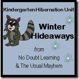 Winter hideaways: a hibernation unit for kindergarteners
