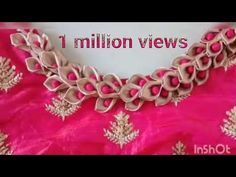 Garland neck pattern making for kids frock Chudi Neck Designs, Neck Designs For Suits, Neckline Designs, Dress Neck Designs, Designs For Dresses, Hand Designs, Blouse Neck Patterns, Saree Blouse Neck Designs, Designer Blouse Patterns
