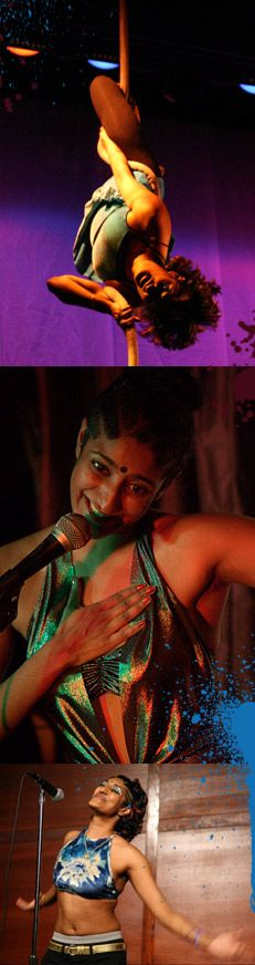 Theatre spoken word artist, YaliniDream, explores truth, spirituality, activism, gender, sexuality, love and Sri Lanka. Her stage presence is at once a resounding cry for action and a soulful prayer for all things lost...