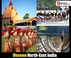 Here's a look at some of the most scenic locations in North-East #India. Wouldn't you like to visit these? See them here