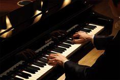 Audição de alunos de piano no Conservatório Municipal. Participe!