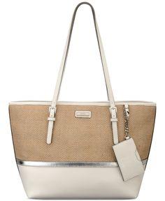 Nine West Ava Tote Handbags   Accessories - Macy s 9920c6f6627ca