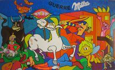 Guernica de Pablo Picasso by 2nyss