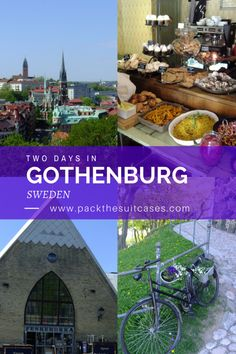 Two days in Gothenburg, Sweden | PACK THE SUITCASES