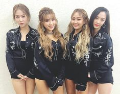 Girl band Sistar will disband after wrapping up their engagements late this month. 'The members of Sistar decided to part their own ways at the end of this month when their contracts end', their management agency said in a press release earlier this week. Sistar Kpop, Sistar Soyou, Korean Wave, Korean Girl, Korean Style, Kpop Girl Groups, Kpop Girls, Yoon Bora, Cute Rappers