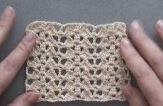 Crochet : Punto Fantasia #4
