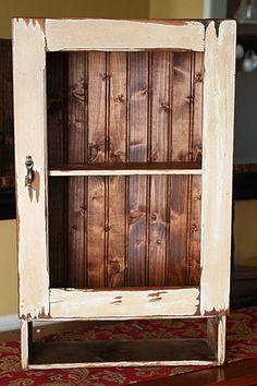 Vintage Medicine Cabinet / Vintage Medicine Chest / by ThistleBleu ...