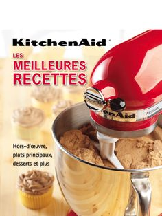 Great book to have if you have a Kitchenaid stand mixer. Love my mixer! Stand Mixer Recipes, Best Stand Mixer, Stand Mixers, Kitchen Aid Artisan, Kitchen Aid Mixer, Kitchen Tools, Kitchen Items, Kitchen Utensils, Kitchen Gadgets