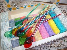 Vintage HiJacs Party 16 Piece Set Straws by AntiquesGaloreGal