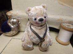 Starlet, миниатюрный медведь Барни медведей