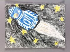 Blast Off Into Space lesson plan