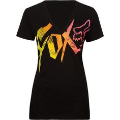 FOX Get Up Womens Tee and other apparel, accessories and trends. Browse and shop 8 related looks.