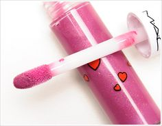 MAC Mall Madness Lipglass Review, Photos, Swatches (Archie's Girls)