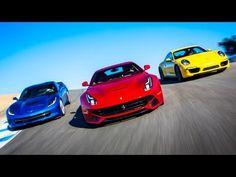 【動画】ベストパフォーマンスカーの競演。限られた方のみが納得するでしょう。