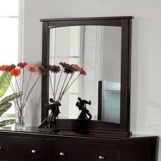 Warwick Rectangular Dresser Mirror