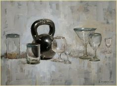 "David Cheifetz | ""Iron and Glass"""