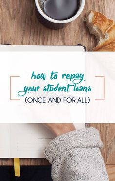 Get those student loans paid off (finally!) Best Student Loans, Paying Off Student Loans, Student Loan Debt, Grants For College, Financial Aid For College, Scholarships For College, Financial Tips, College Life, School Loans