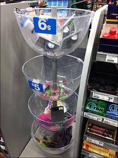 Plastic Bulk Bin Bowl Tower Main
