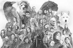 Game of Thrones by VencaSeitl.deviantart.com on @deviantART